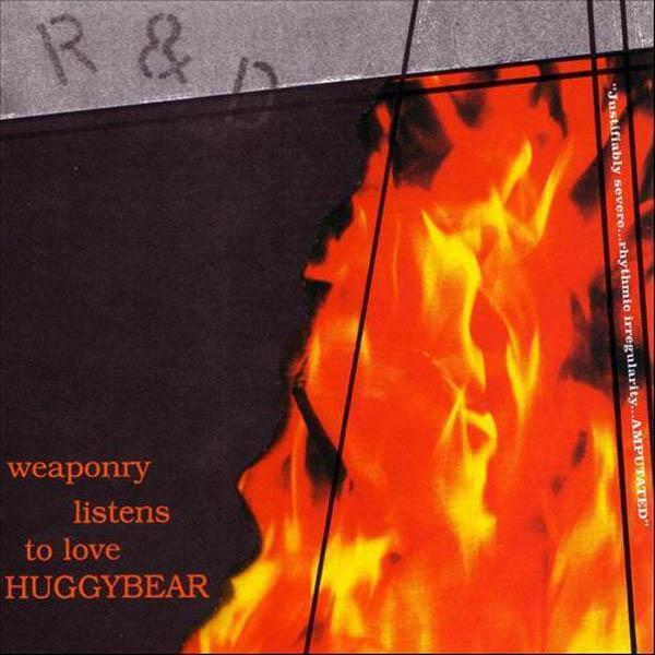 Huggy Bear – 'Weaponry Listens To Love'