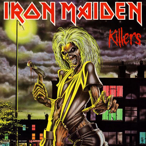 Iron Maiden –'Killers'
