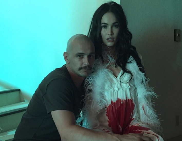 James Franco S Zeroville Will Star Megan Fox And Will Ferrell Nme