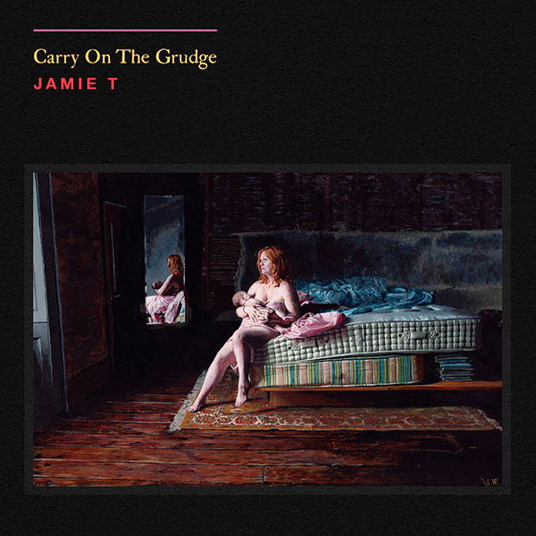 44. Jamie T - 'Carry On The Grudge' (2014)