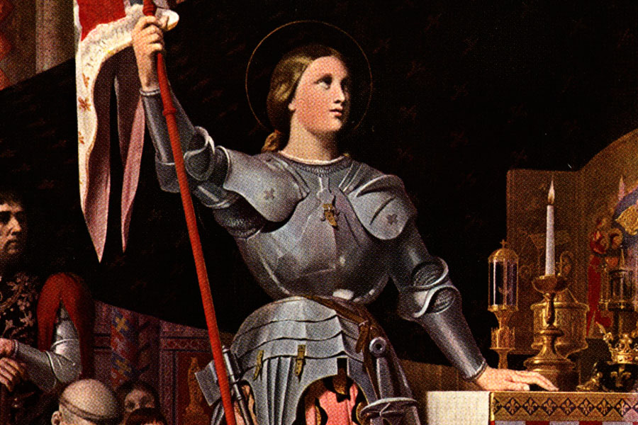 OMD - 'Joan of Arc'