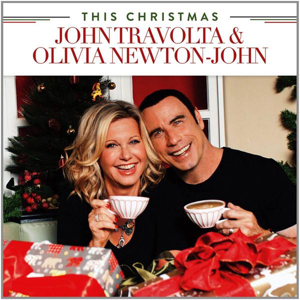 John Travolta and Olivia Newton-John –'This Christmas'