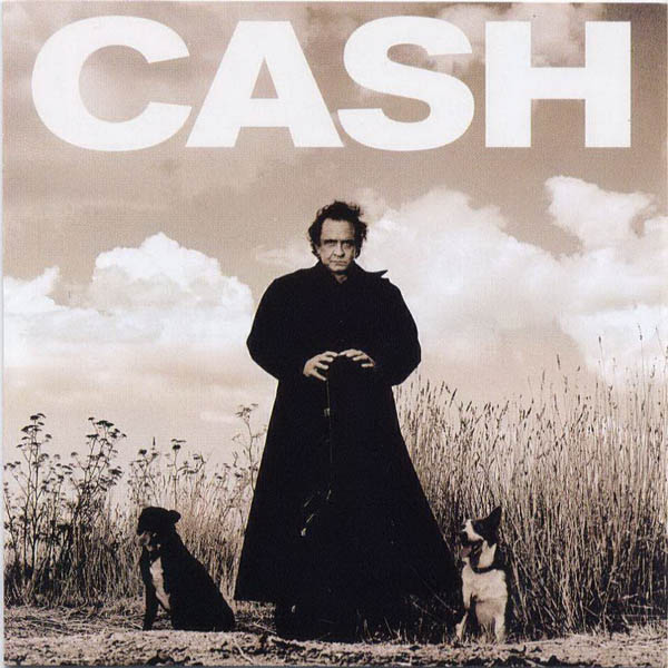 Johnny Cash – 'American Recordings'