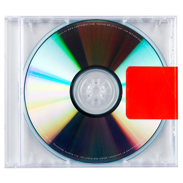 6. Kanye West - 'Yeezus'