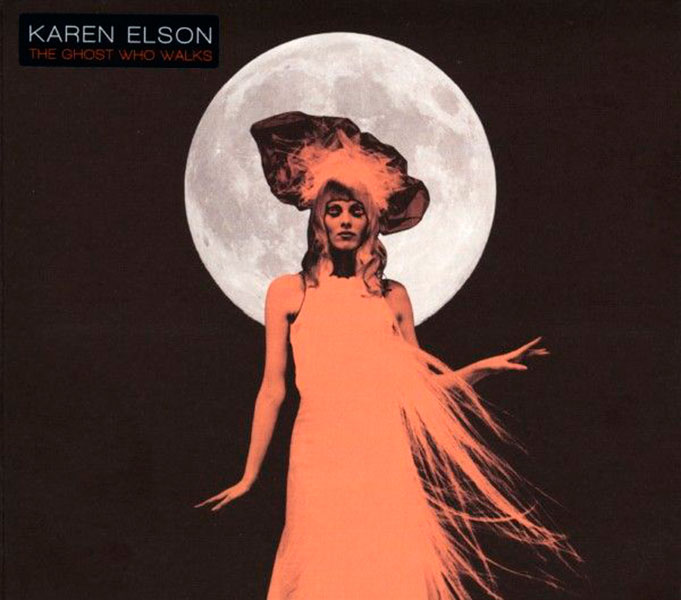 Karen Elson – 'The Ghost Who Walks'