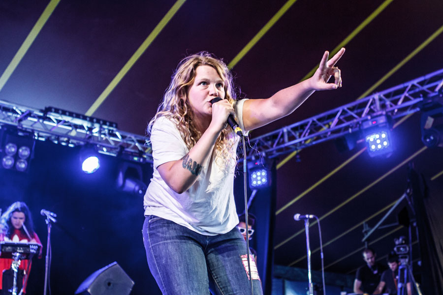Kate Tempest on Chester P's 'From The Ashes'