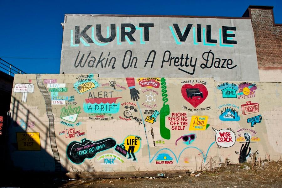 Kurt Vile - 'Wakin' On A Pretty Daze'