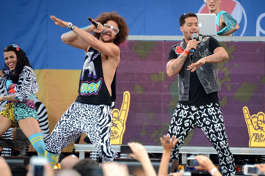 LMFAO – 'Party Rock Anthem' (2011)