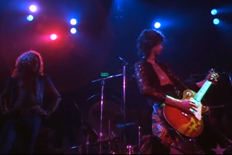 Led Zeppelin – 'The Song Remains The Same'