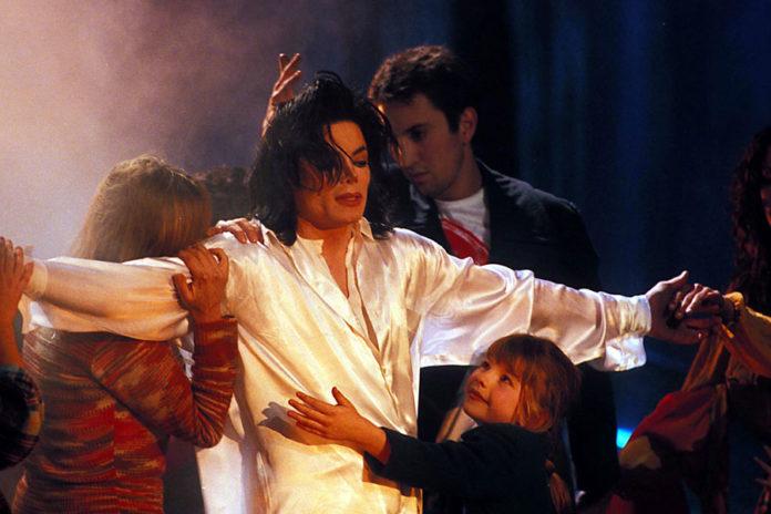 'Heal The World'
