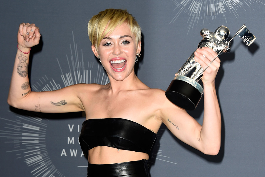 Miley cyrus pics porn Miley Cyrus Opens Up About Dating Guys Watching Porn