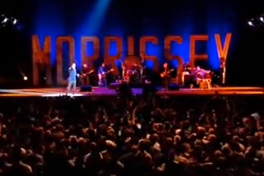 Morrissey – 'Who Put The M In Manchester?'