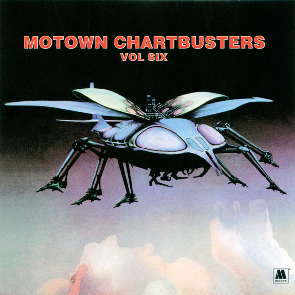 Various Artists – 'Motown Chartbusters Volume 6'