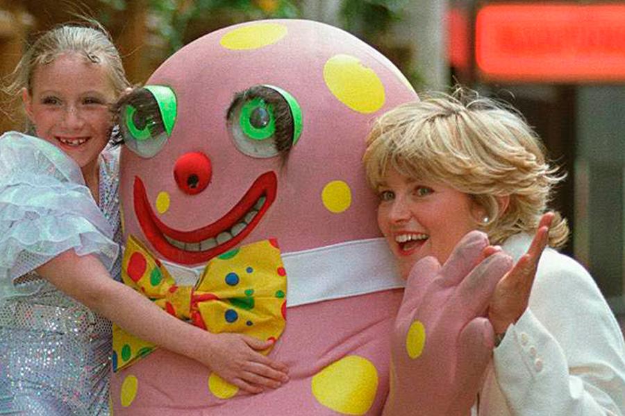 Mr Blobby – 'Mr Blobby' (1993)