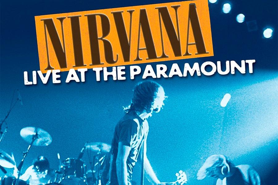 Nirvana – Live At The Paramount'