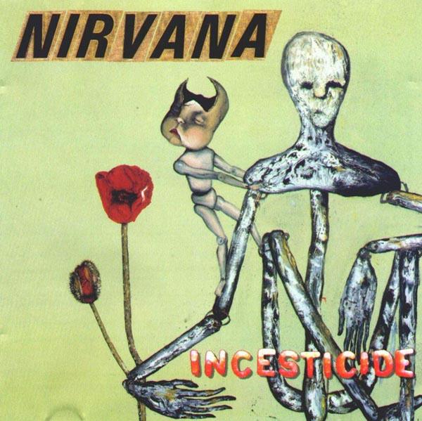 Nirvana –'Incesticide' (1992)