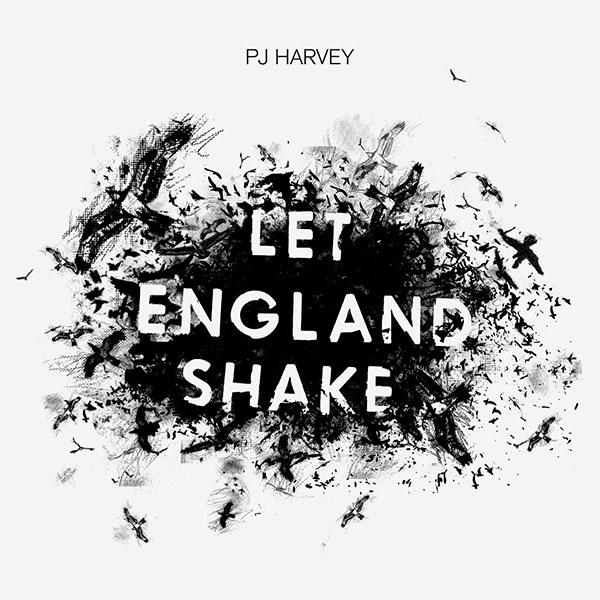 3. PJ Harvey - 'Let England Shake' (2011)