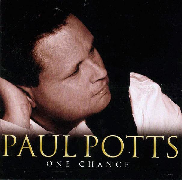 Paul Potts –'One Chance' (2007)