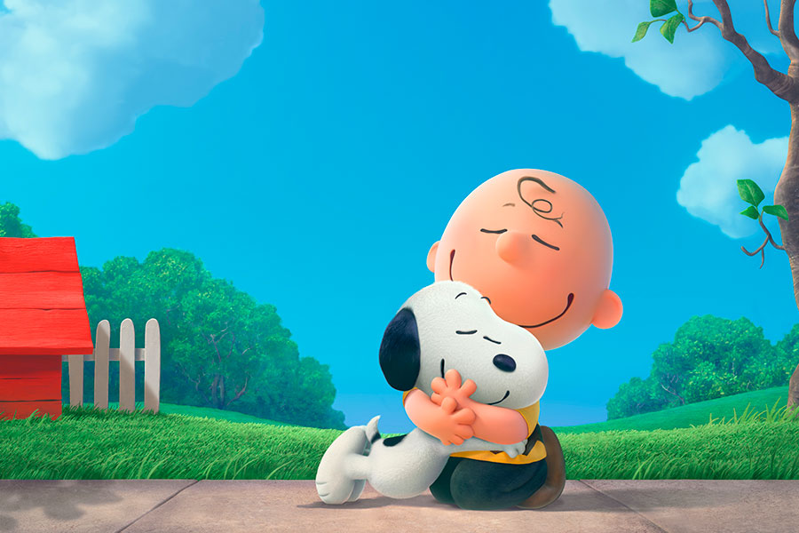 New trailer released for 'Snoopy And Charlie Brown: The Peanuts Movie' – watch