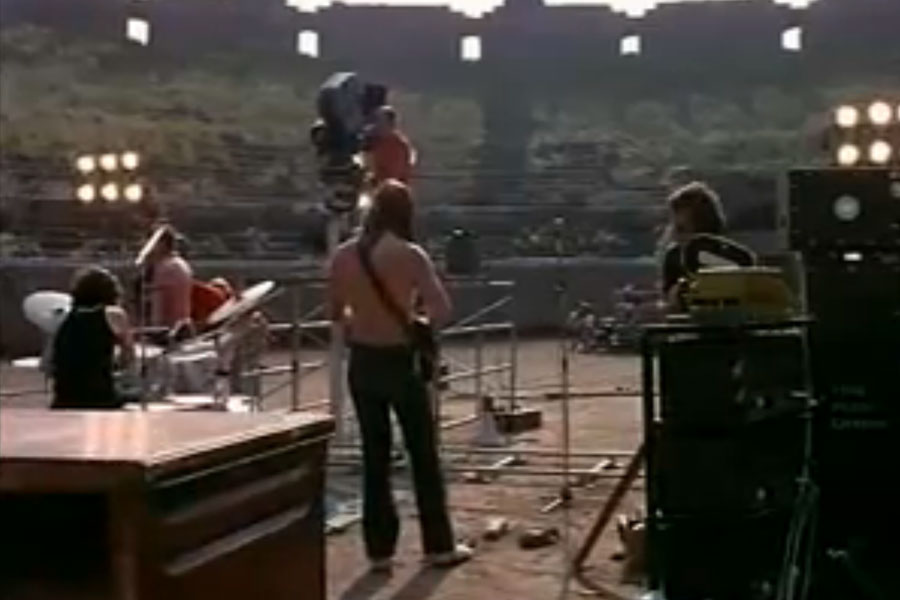 Pink Floyd – 'Live At Pompei'