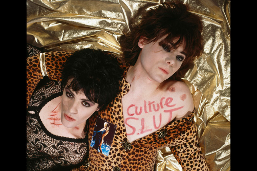 Nicky and Richey, May, 1991 – The Manics' First NME Cover