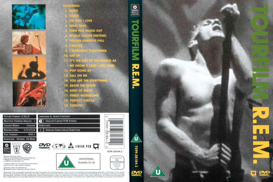 REM - 'TourFilm'