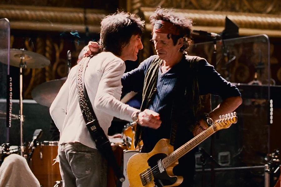 Rolling Stones – 'Shine A Light'