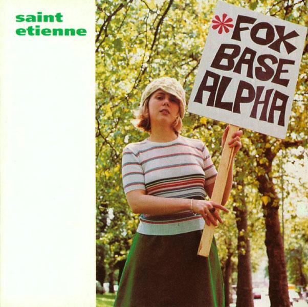 Saint Etienne, 'Foxbase Alpha'