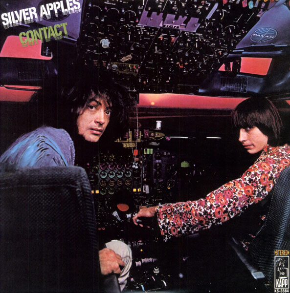 Silver Apples –'Contact'