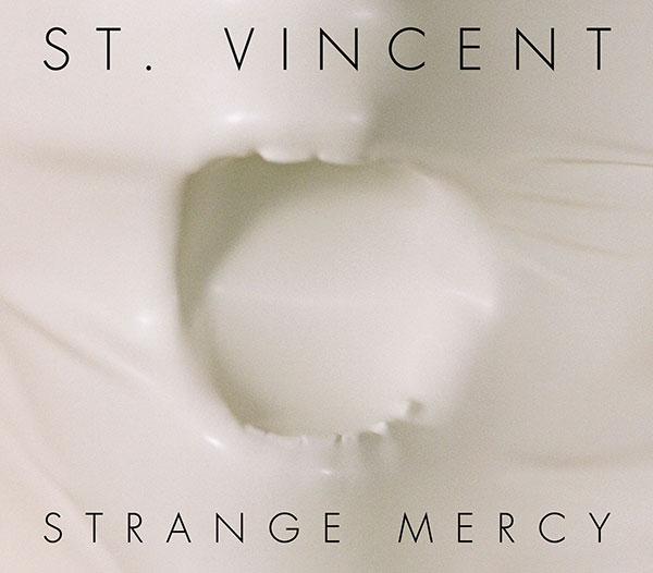 17. St Vincent - 'Strange Mercy' (2011)