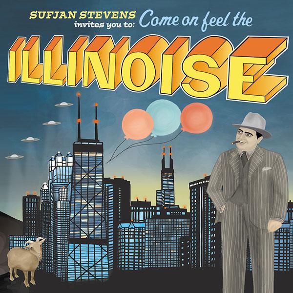 Sufjan Stevens - 'Illinois'