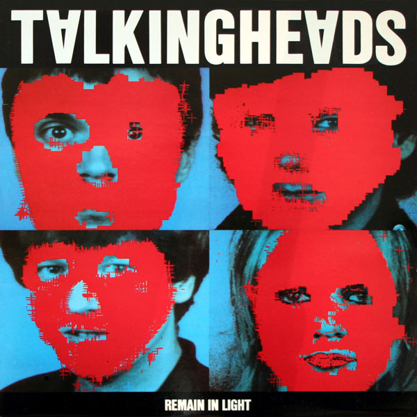 Talking Heads – 'Remain In Light'