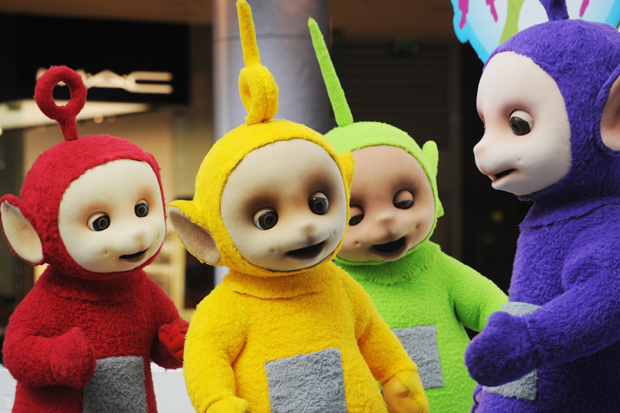 Tellytubbies – Tellytubbies Say 'Eh-oh' (1997)