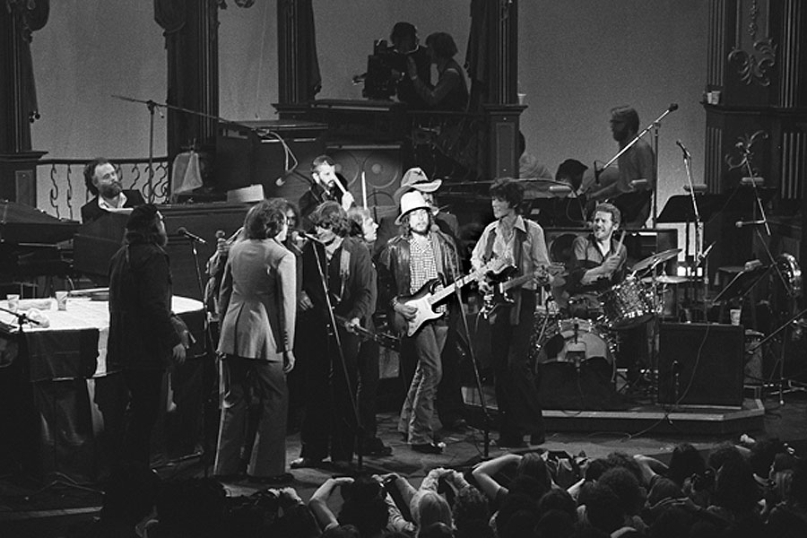 The Band - 'The Last Waltz'