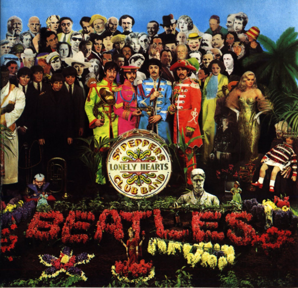 The Beatles – 'Sgt. Pepper's Lonely Hearts Club Band':