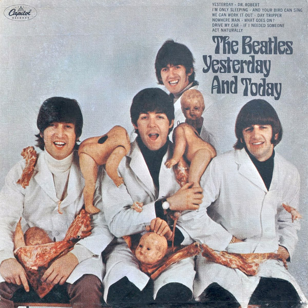 The Beatles – 'Yesterday And Today'
