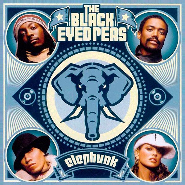 Black Eyed Peas –'Elephunk' (2003)