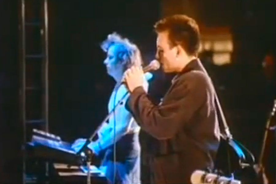 The Cure – 'In Orange'