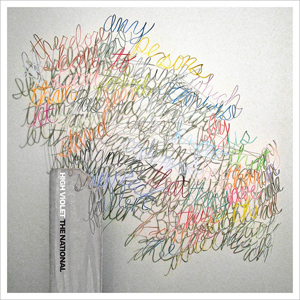 31. The National - 'High Violet' (2010)