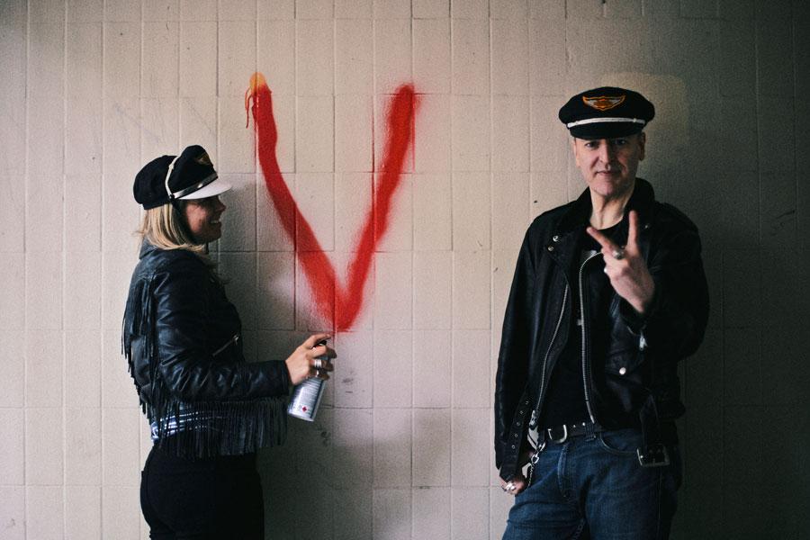 The Vaselines – 'V For Vaselines'