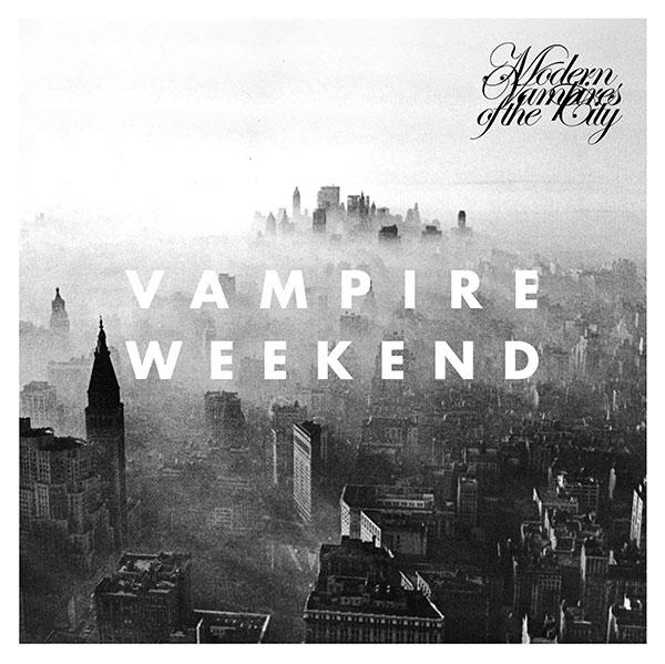 19. Vampire Weekend - 'Modern Vampires Of The City' (20130