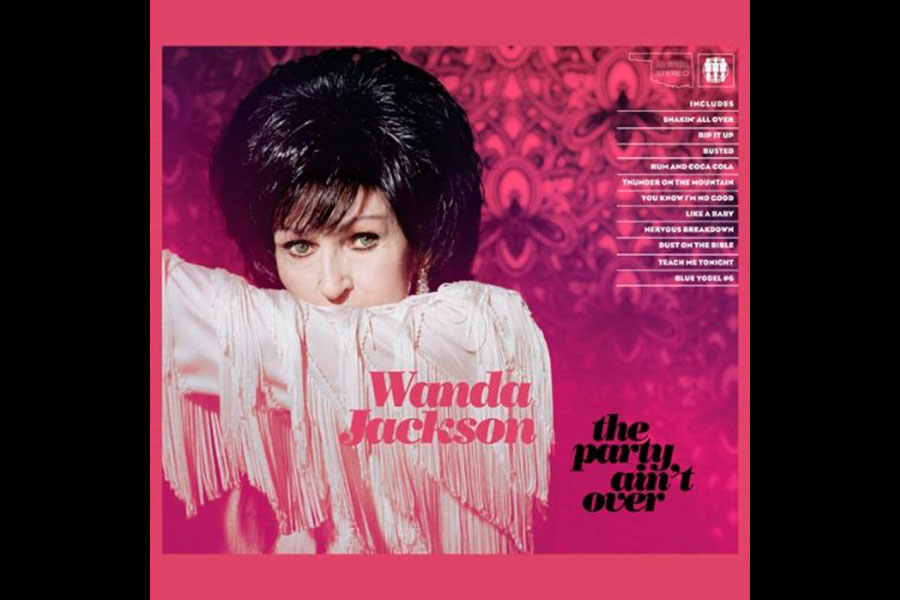 Wanda Jackson – 'The Party Ain't Over'