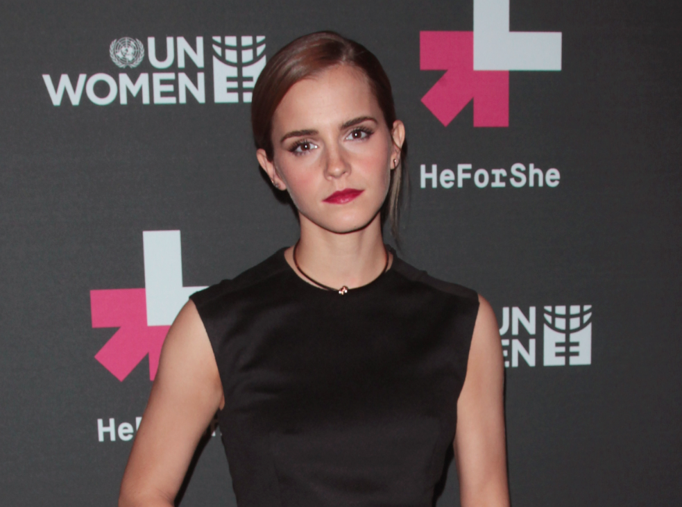 Emma Watson Nude Photo Leak Threats Are a Hoax - video