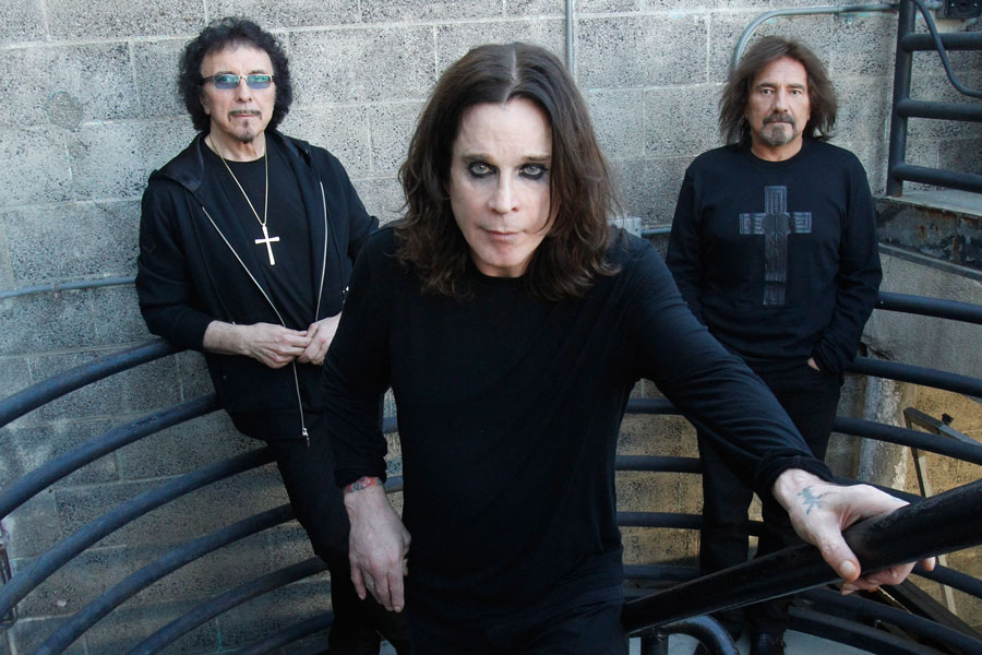 Ozzy Osbourne S Family Buys Up Complete Auction Lot Of Early Black Sabbath Memorabilia