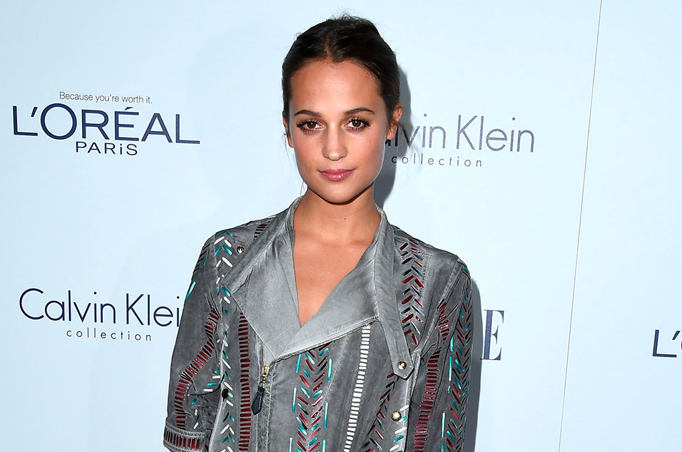 Alicia Vikander Cast As Lara Croft For New Tomb Raider Film Nme