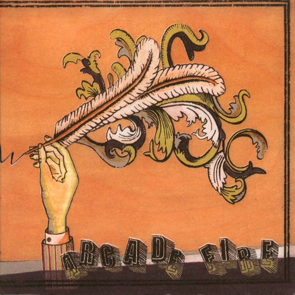 Arcade Fire, 'Crown Of Love' (2004)