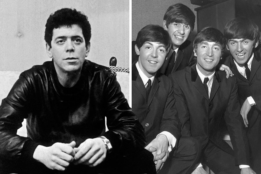 Lou Reed said he 'never liked' The Beatles and thought they were 'garbage'   NME