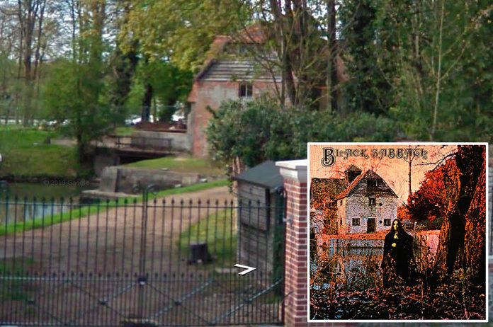 Black Sabbath, 'Black Sabbath' - Mapledurham Watermill