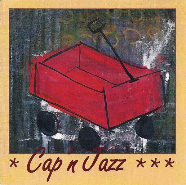 Cap'n Jazz - 'Cap'n Jazz'