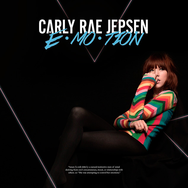 Image result for carly rae jepsen emotion album cover